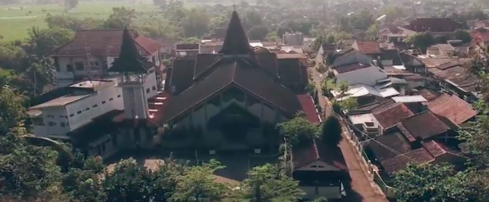 Profil Gereja Paroki Minomartani