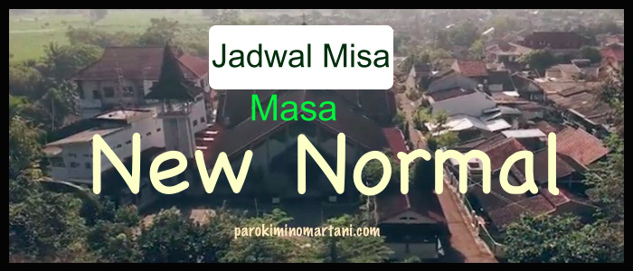 JADWAL MISA