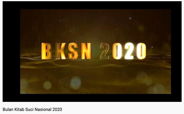 BKSN 2020