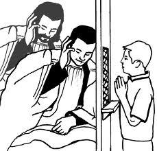 Jadwal Ibadat Tobat dengan Absolusi Umum